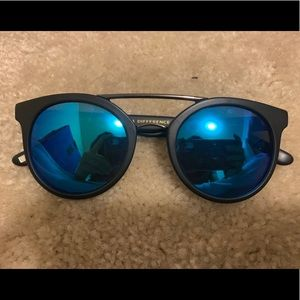 DIFF eyewear polarized sunglasses